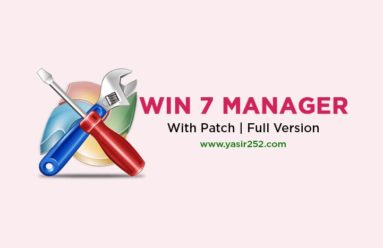 Download Windows 7 Manager Full Version Terbaru