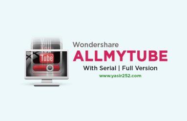 Download Wondershare AllMyTube Full Version Gratis