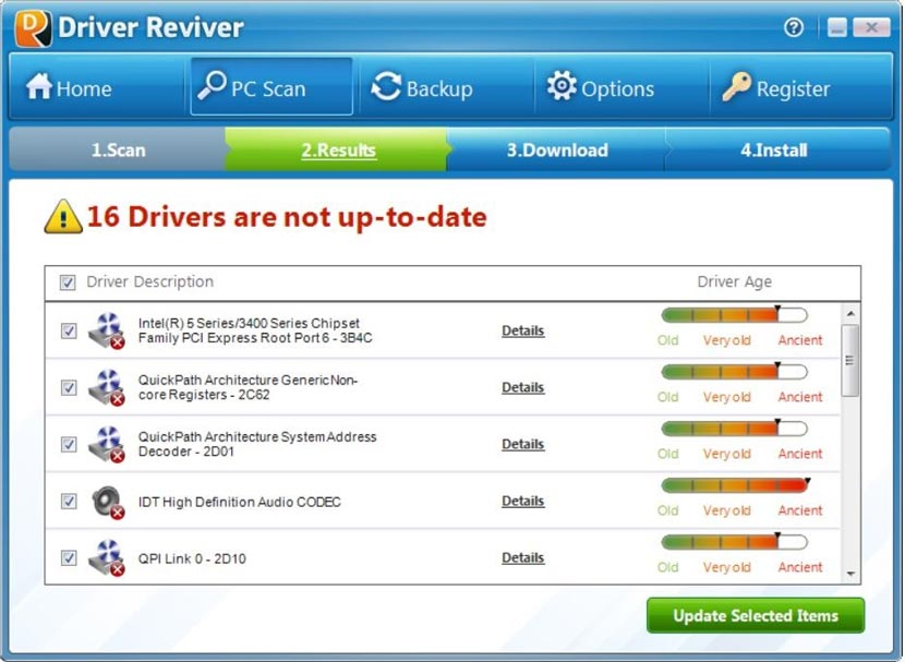 Driver Reviver Full Version
