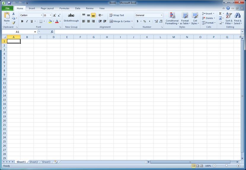 Microsoft Excel 2010 Full Version Gratis