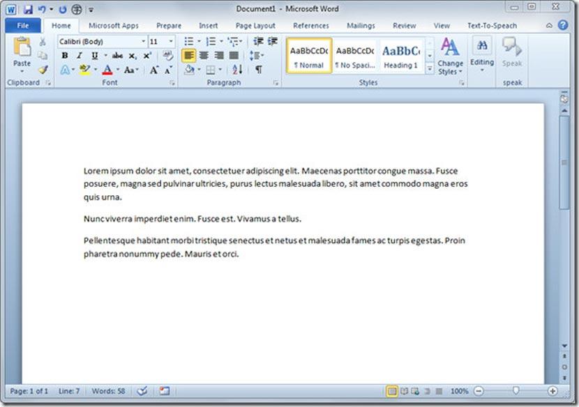 Microsoft Word 2010 Full Version Gratis