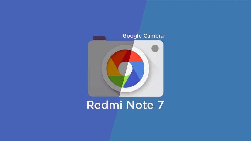 Cara install dan konfigurasi Google Camera di redmi note 7