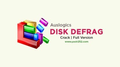 Download Auslogics Disk Defrag Pro Full Crack