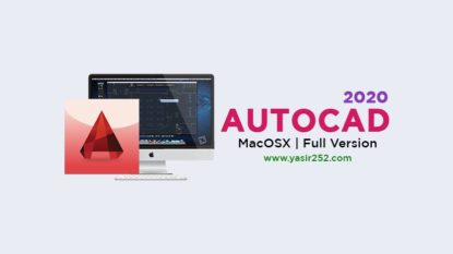 Download AutoCAD 2020 MacOSX Full Version