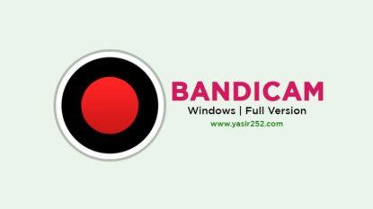 Download Bandicam Full Version Crack PC