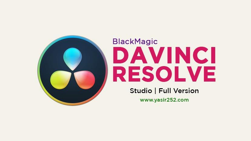 Download Davinci Resolve Full Version Grading Software