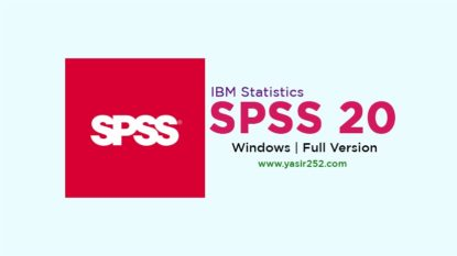 Download IBM SPSS 20 Full Version Crack