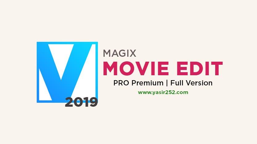 Download MAGIX Movie Edit Pro Full Version 2019