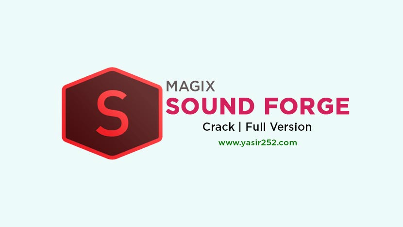 Download MAGIX Sound Forge 13 Full Version