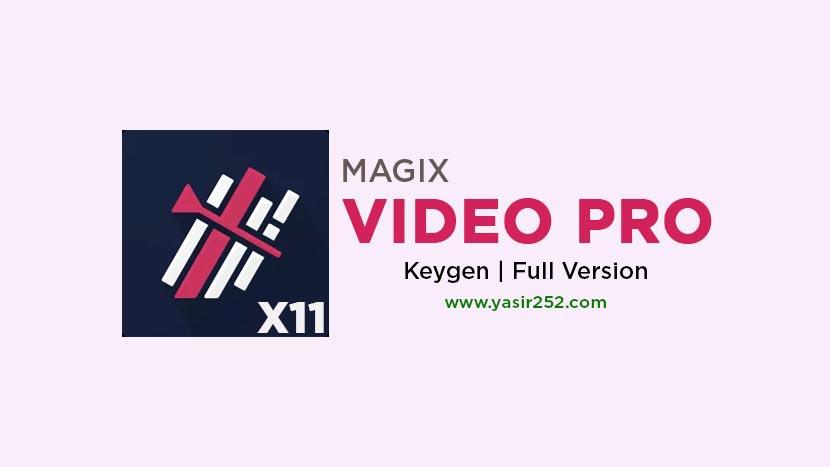 Download MAGIX Video Pro X11 Full Version Gratis