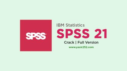 Download SPSS 21 Full Version Windows