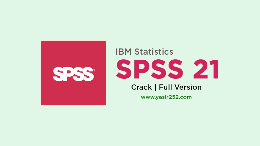 Download SPSS 21 Full Version Gratis