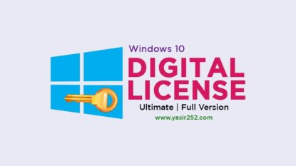 Download WIndows 10 Digital License Ultimate