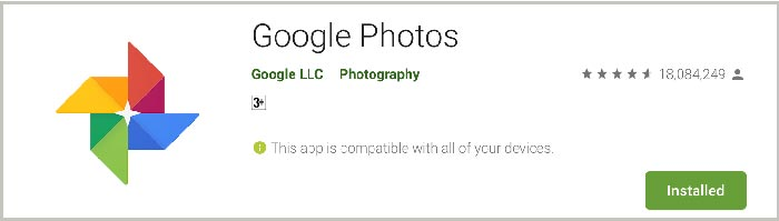 Google Photos Aplikasi Edit Foto Terbaik Android