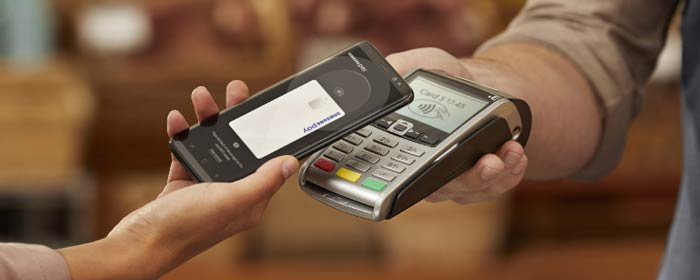 Pembayaran NFC Android