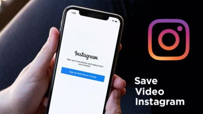 Cara Menyimpan Video Instagram di Android