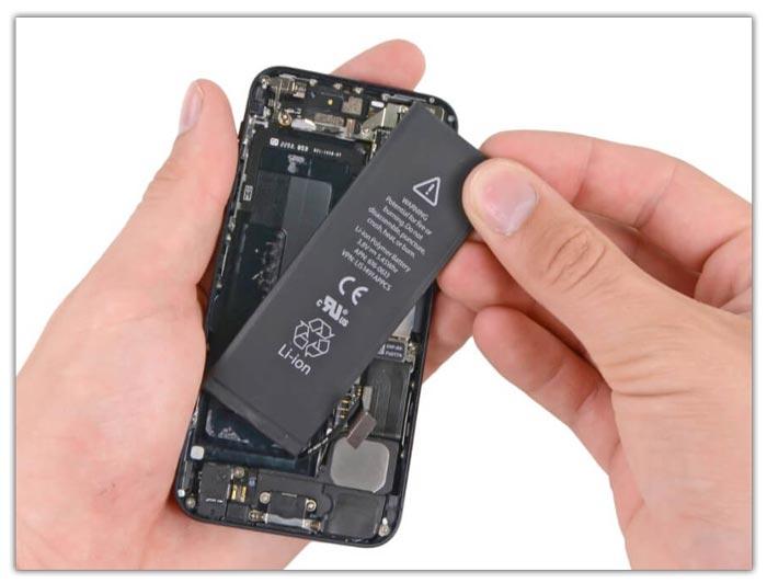 Baterai rusak penyebab smartphone kepanasan