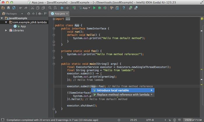 Jetbrains Intellij IDEA Ultimate MacOSX Free Download