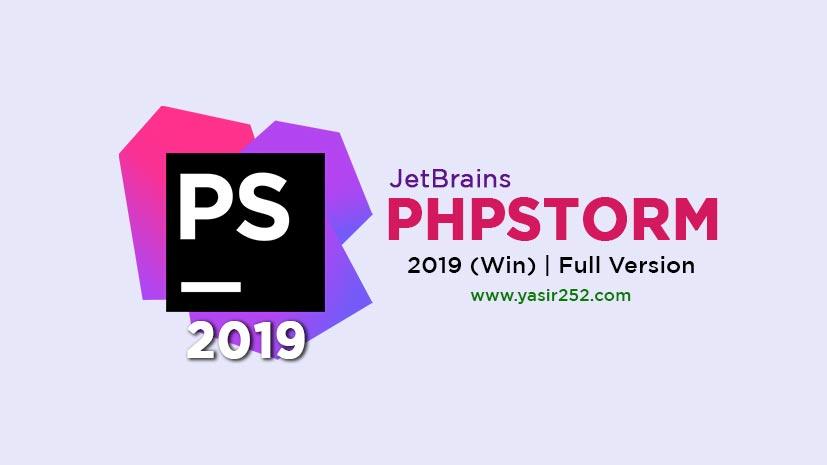 JetBrains PHPStorm 2019 Full Version Download