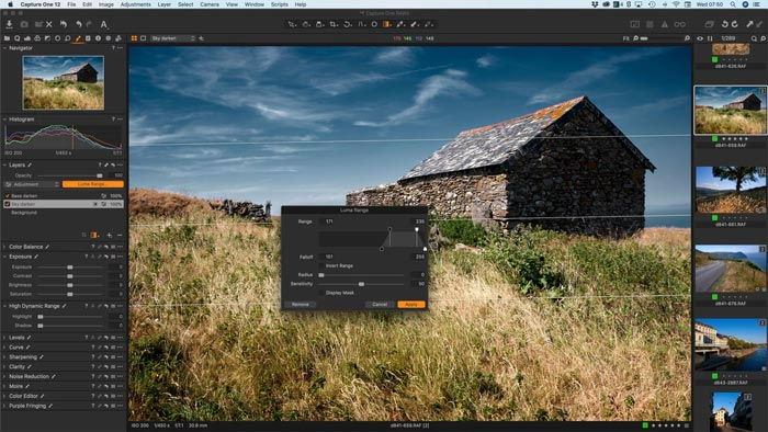 Software Alternatif Adobe Lightroom Capture One Pro