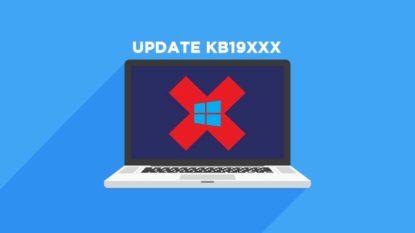 Cara Mengatasi Windows 10 Error Bugs Setelah Update