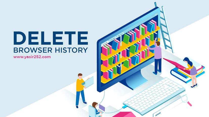 Cara Menghapus History Browser Terlengkap