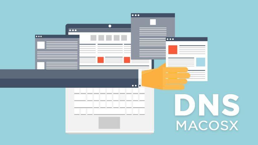 Cara Mengubah DNS Address MacOSX