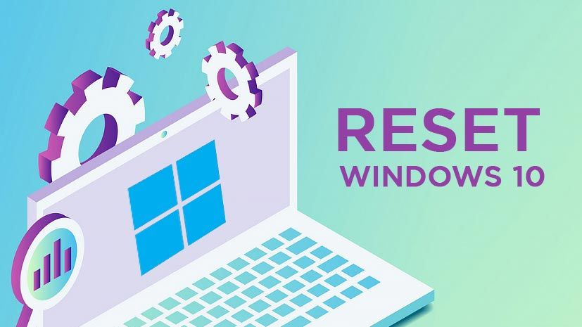 Cara Reset Windows 10 Factory Settings