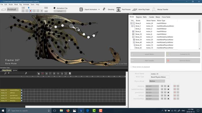 Creature Animation Pro Full Crack