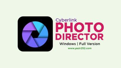 Download Cyberlink PhotoDirector Ultra Full Version Windows