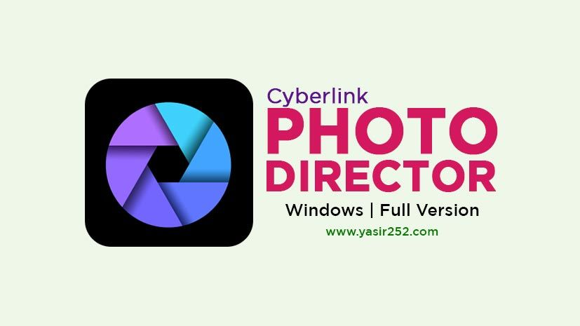 Download Cyberlink PhotoDirector Ultra Full Version Windows