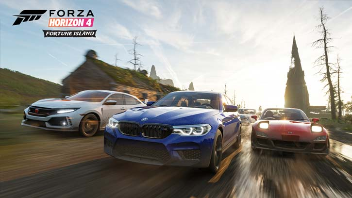 Download Game Forza Horizon 4 Repack Full Crack