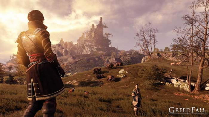 Download Greedfall Full Crack