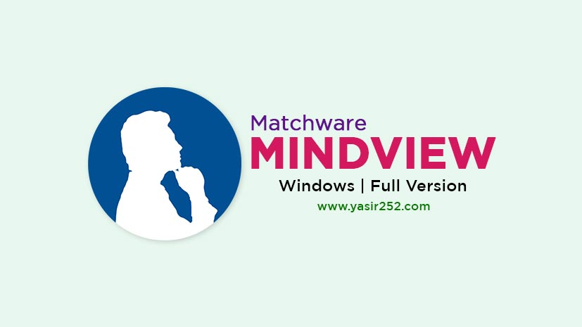 Download Matchware Mindview Full Version License