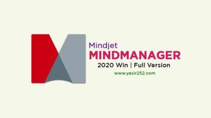 Download Mindjet MindManager 2020 Full Version Crack