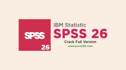 IBM SPSS 26 Free Download Full Version