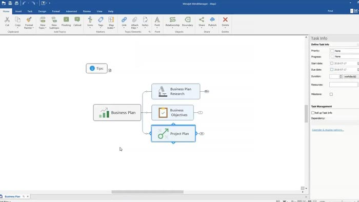 MindManager 2020 Free Download Windows
