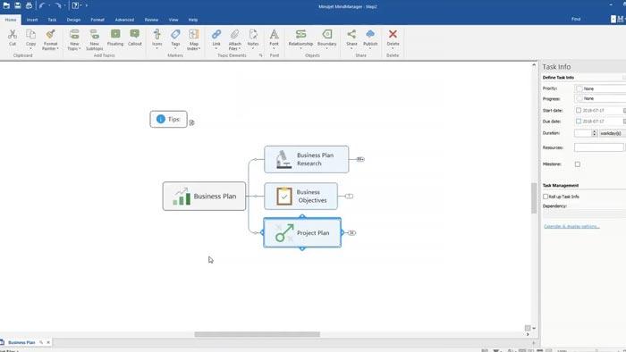 MindManager 2020 Free Download Windows