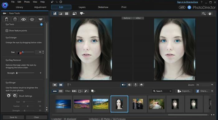 PhotoDirector Free Download