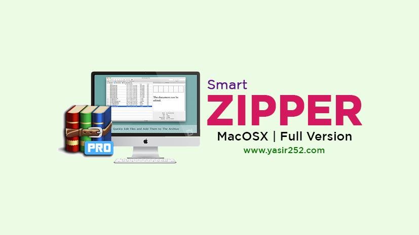 Download Smart Zipper Pro MacOSX Full Crack