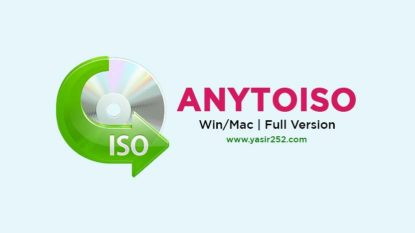 AnytoISO Full Crack Free Download