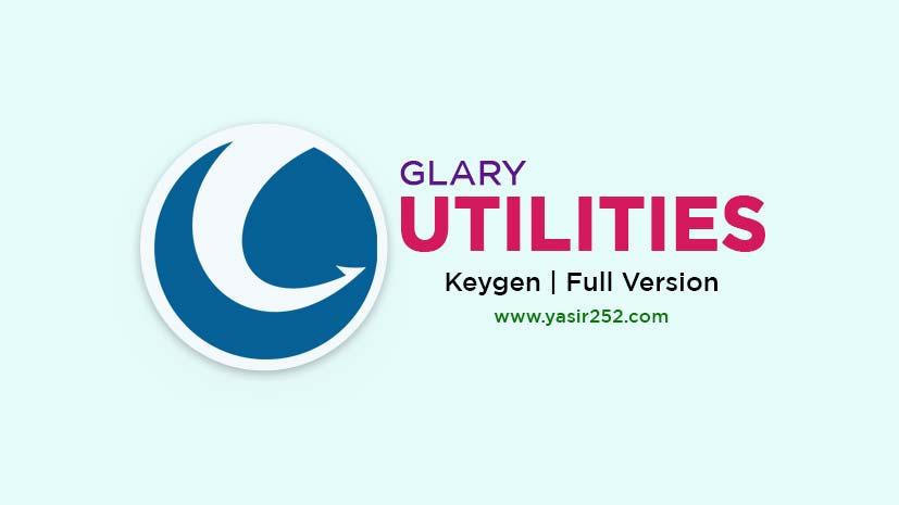 Download Glary Utilities Full Crack Free Keygen Windows