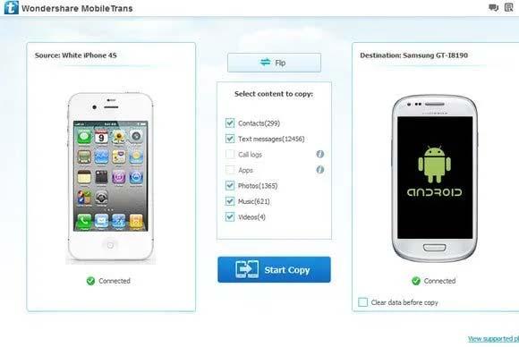 Download Wondershare MobileTrans Full Crack
