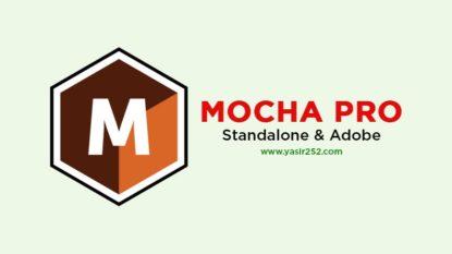 Mocha Pro Full Version Free Download