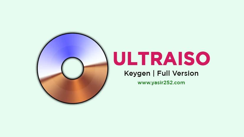UltraISO Full Crack Free Download Windows