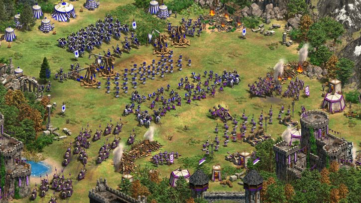 AOE II PC Game Review