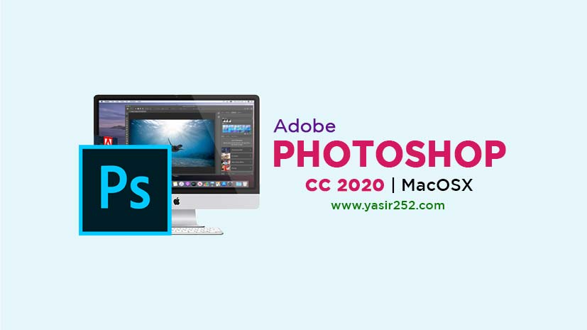 Adobe Photoshop CC 2020 MacOS Free Download Full Version
