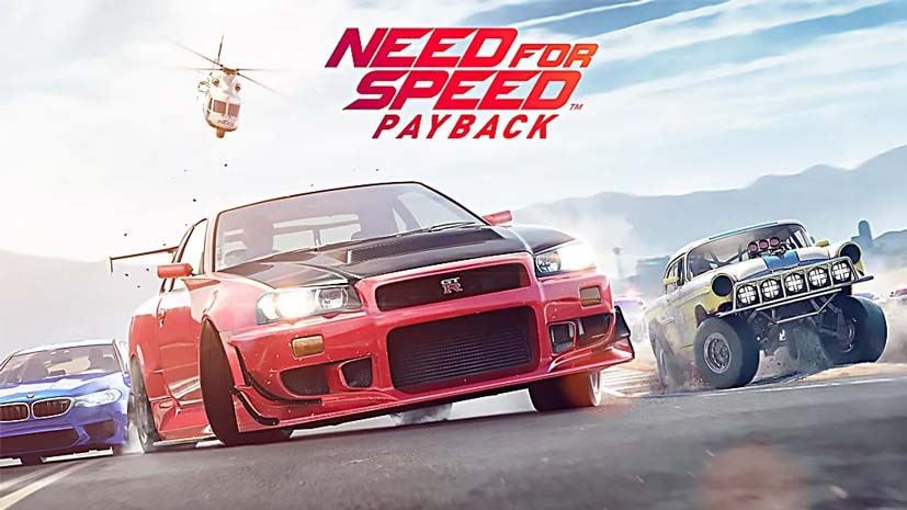 Download Game NFS Payback Repack Full
