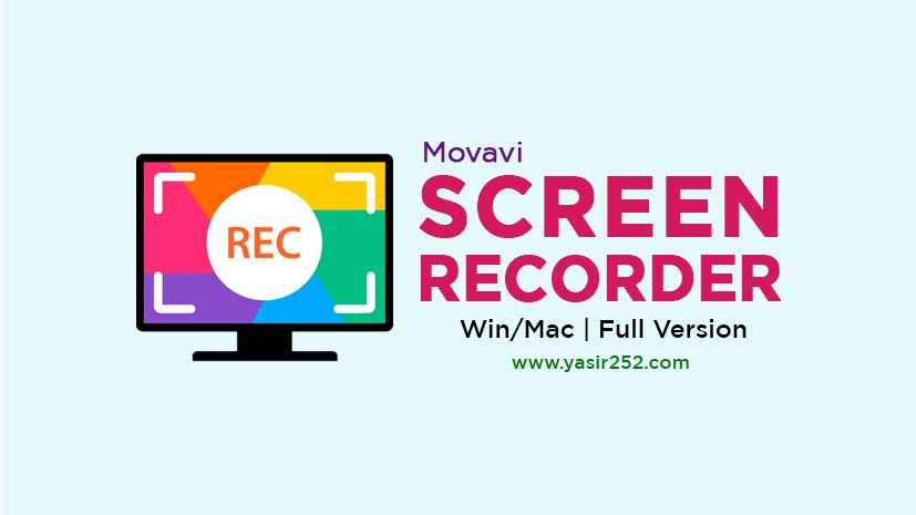 Download Movavi Screen Recorder Full Version Crack