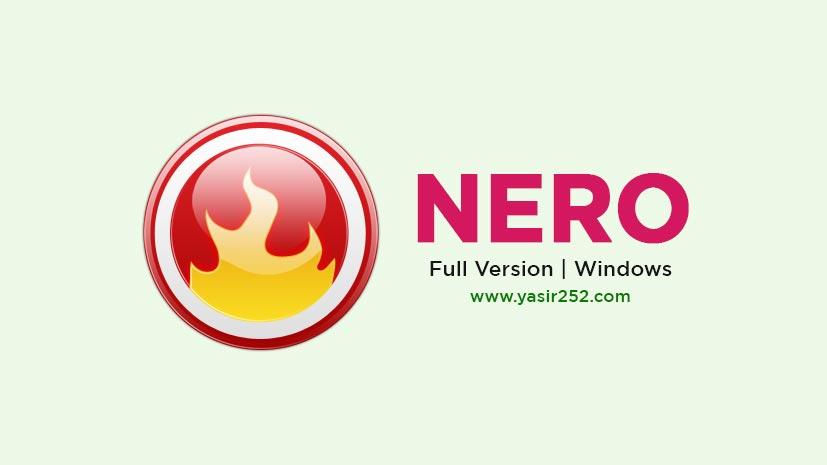 Download Nero Burning Rom Full